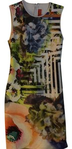 Clover Canyon short dress Multi Colored on Tradesy