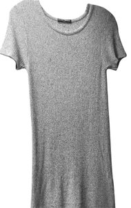 Brandy Melville short dress Grey on Tradesy