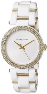 Michael Kors Michael Kors Women's Delray White watch MK4315