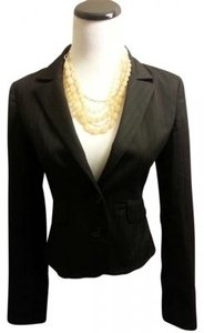 Express Black w/ Light Pinstripe Blazer