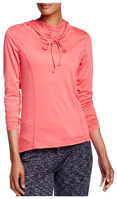 Preload https://img-static.tradesy.com/item/18783778/balance-collection-by-marika-coral-pink-pullover-sweatshirthoodie-size-14-l-0-4-650-650.jpg