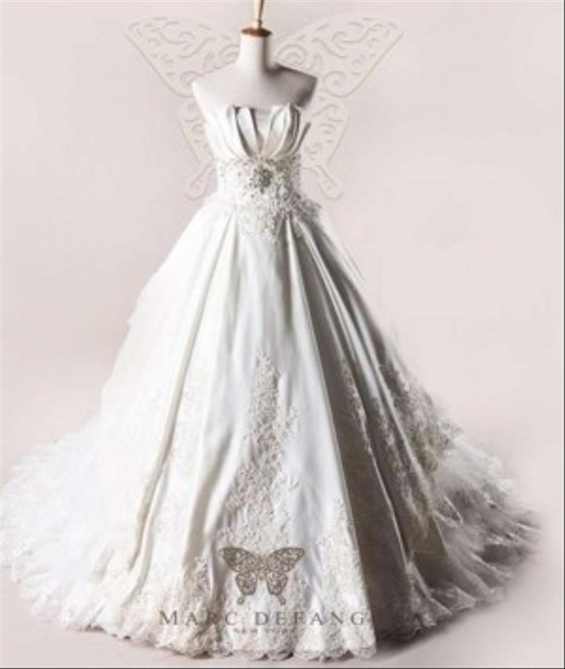 Vintage Wedding Dresses Nyc: Marc Defang New York Royal Palace Vintage Style Haute