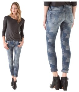 Genetic Denim Skinny Jeans-Light Wash