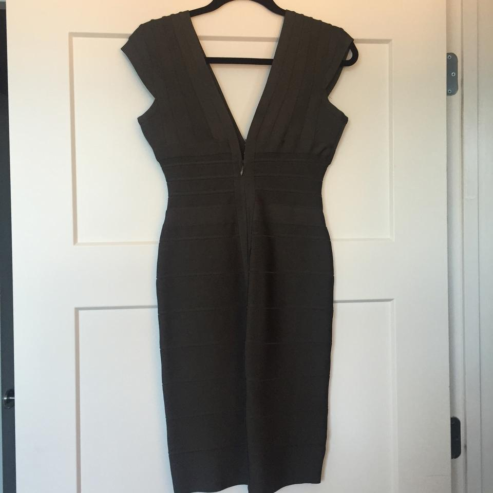 Leger Hervé Dress Cocktail Dark Grey 00140775 PWnWAdq