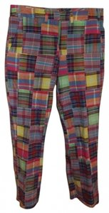 Tailor New York Capris patchwork