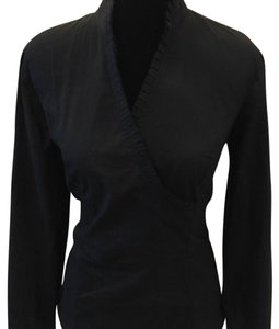 East 5th Essentials Top Black