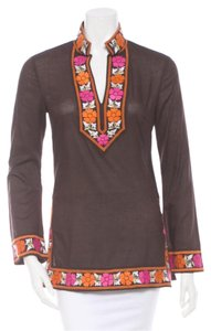 Tory Burch Tailored Elegant Classic Regal Tunic