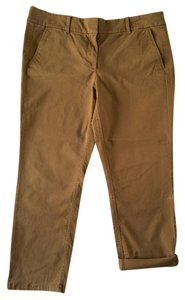 Ann Taylor LOFT Khaki/Chino Pants Brown, Rust