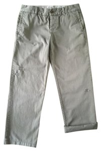 J.Crew Khaki/Chino Pants Olive Green