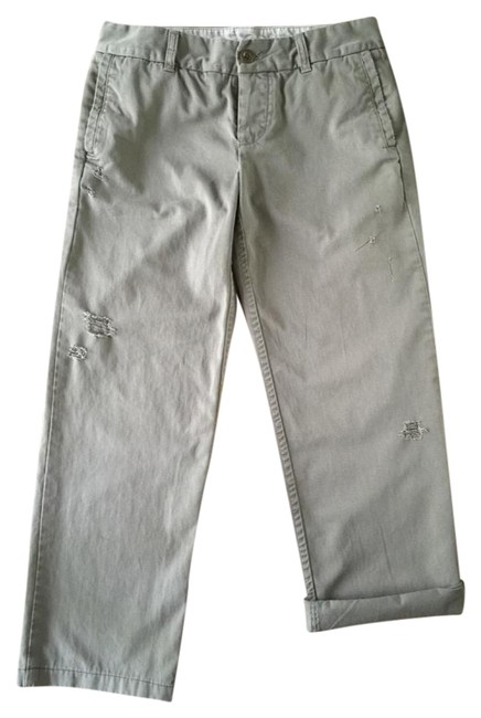 J.Crew Broken In Boyfriend Chinos In Khaki/Chino Pants cheap