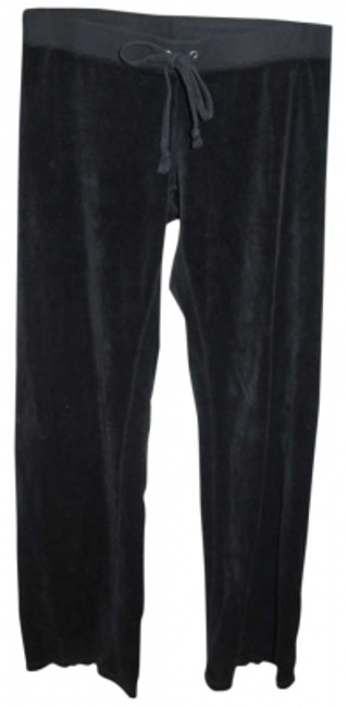 Preload https://item2.tradesy.com/images/juicy-couture-black-velour-drawstring-waist-relaxed-fit-pants-size-4-s-27-187876-0-0.jpg?width=400&height=650