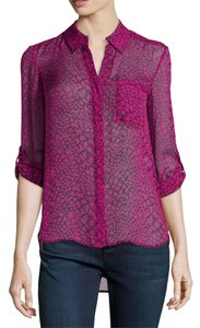 Diane von Furstenberg Fashion Top pink