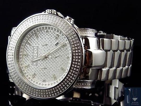 Other Mens Diamond And Diamond Co Jojo Jojino Joe Rodeo Iced Out Diamond Watch Ct