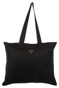 Prada Tote in Black Nylon