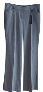 Express Flare Pants Light Gray