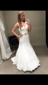 Lillian West 6302 Wedding Dress