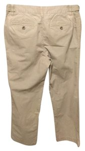 Liz Claiborne Straight Pants Light Brown