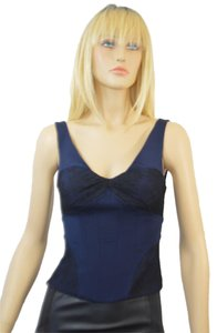 La Perla Top BLUE/BLACK