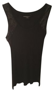 Guess Sequins Panels Top Black
