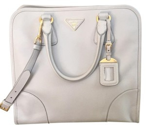 Prada Satchel in Grey