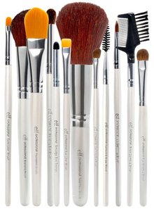 e.l.f. Professional Complete Set of 12 Brushes New