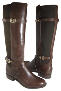 Cole Haan Riding chestnut brown Boots