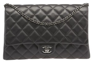 Chanel A65051 Quilted Leather Shoulder Bag