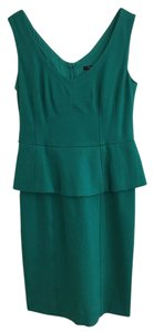 Nanette Lepore Elegant Peplum Office Dress
