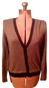 Halogen Soft Buttons Viscose Polyester Nylon Cardigan