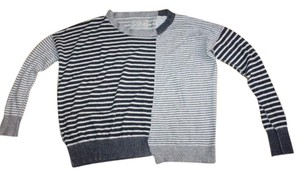 AllSaints Striped Pull Over Sweater