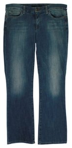 JOE'S Isabella W 31 Provocateur Boot Cut Jeans-Light Wash