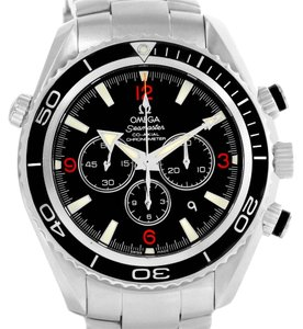 Omega Omega Seamaster Planet Ocean Chronograph Mens Watch 2210.51.00