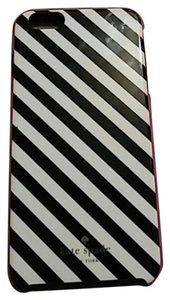 Kate Spade Kate Spade for iPhone 6+/6s+ - Black and white stripe
