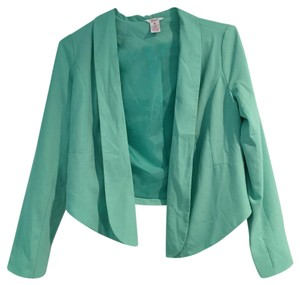 Candie's Light teal Blazer