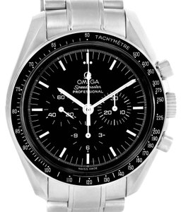 Omega Omega Speedmaster Professional Stainless Steel Moon Watch 3570.50.00
