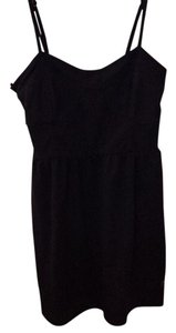 Max Rave short dress Black on Tradesy