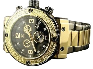 Other Aqua Master Jojo Joe Rodeo Techno Kc Big Diamond Watch