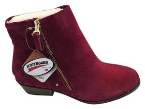 White Mountain burgandy Boots