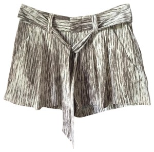 Alice + Olivia Dress Shorts Taupe