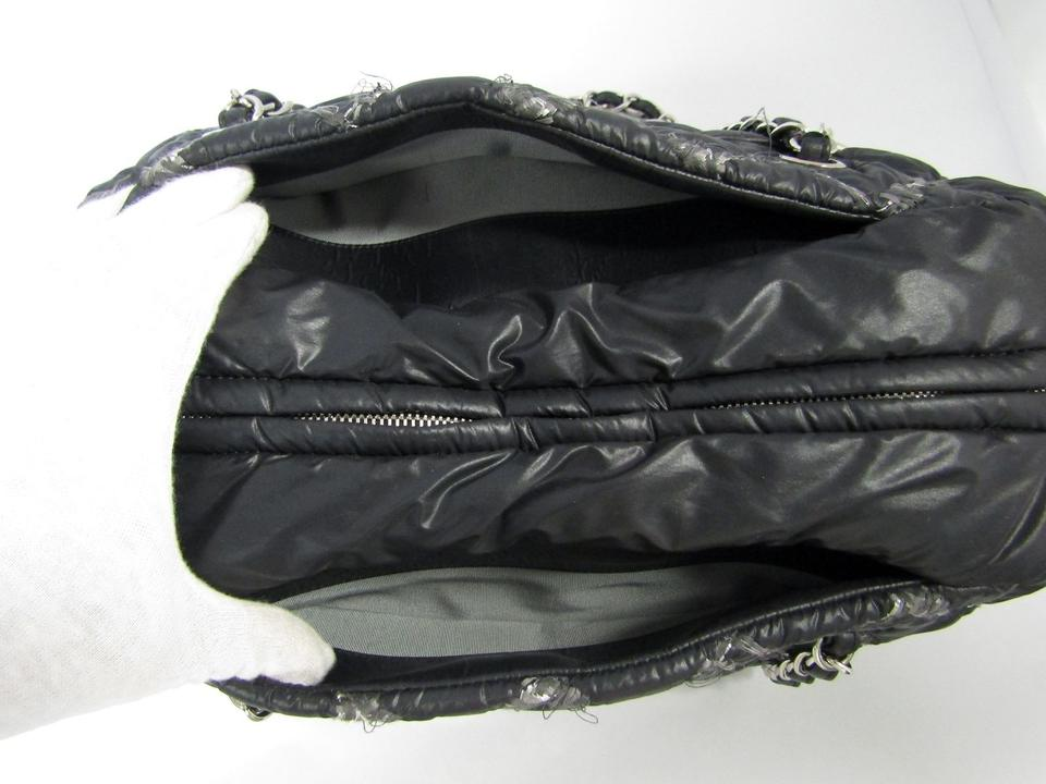 c305480e190c Chanel Camera Bubble Stitched Quilted Nylon Shoulder Bag Image 9.  12345678910