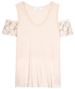 See by Chlo T Shirt Pearl Ivory