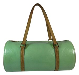Louis Vuitton Leather Bedford Green Tote