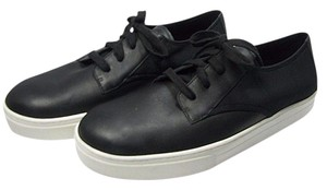 Eileen Fisher Leather. Sneakers Tennis black Athletic