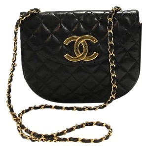 Chanel Vintage Cc Flap Shoulder Bag