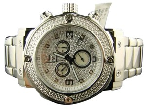 Other Mens Aqua Master Joe Rodeo Jojino S.steel Genuine Diamond Watch W146 84-2