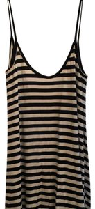 Rachel Pally Top Black and White Stripe