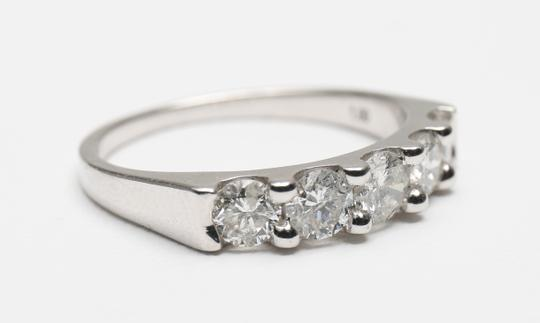 Other 5 Stone Prong Anniversary Ring