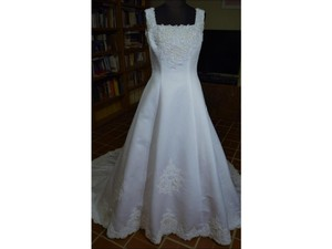 David's Bridal Lady Eleanor Wedding Dress