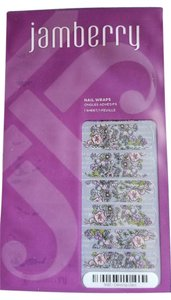 Jamberry NEW Jamberry nail wraps in Dancing Lilacs