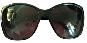 Dolce&Gabbana Black Womens Cat Eye Sunglasses